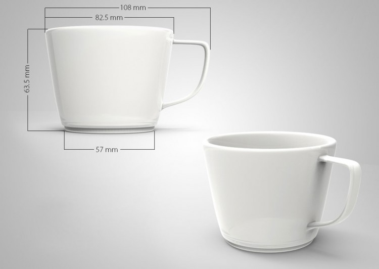 Cappuccino Cup specifications