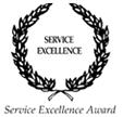 Service Excellence Award logo